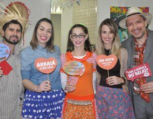 Arraiá #viralatavet – Festa Junina da Equipe Vira Lata