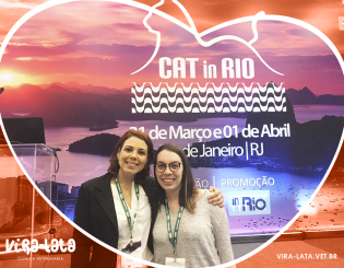 Cat In Rio 2017, Evento de Medicina Felina