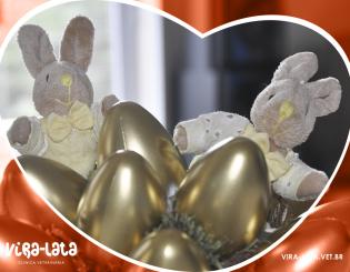 O coelho que põe ovos? – O INDAIALENSE