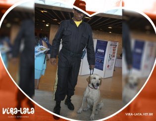 Cães farejadores na Colombia – O INDAIALENSE