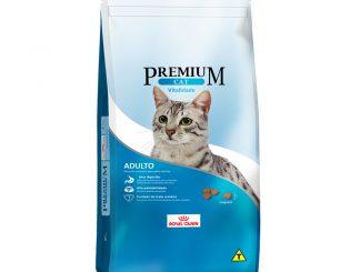 PREMIUM CAT – A melhor ração para o seu felino!