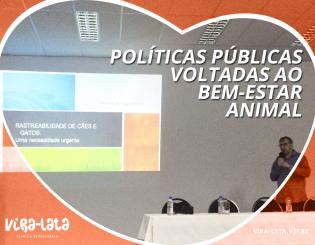 Ecos do 1º Fórum Regional de Políticas Públicas Voltadas ao Bem-estar Animal