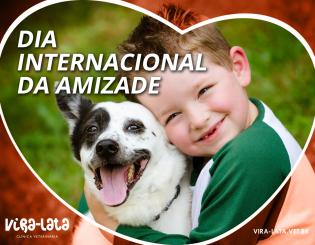 DIA 20 DE JULHO: Dia Internacional da Amizade