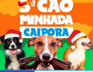 3ª Cãominhada da Caipora – Edição Natalina